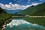 Olt river in Romania - 206973103