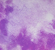 abstract violet watercolor splash stroke background