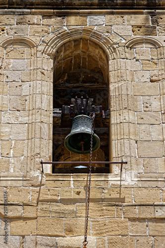 Canvas Cyprus Nikosia eine geteilte Stadt - Nicosia a divided city