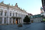 Bratislava in Slovakia the historic building, the seat of the ci