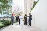 Business team in Dubai - 207128531