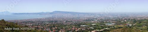 Aluminium Napels Naples Long Panorama