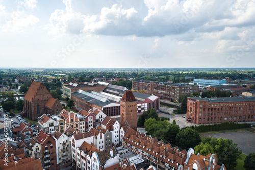 Antena: Stare miasto Elbląg, Polska