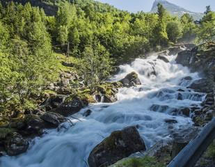 Geiranger,  Norway © Tony Martin Long