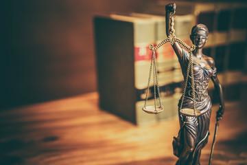 Legal law justice concept image © Paul