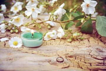Auszeit - Wellness - Aromatherapie