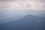 The Carpathians mountains view in Ukraine East Europe - 207225526