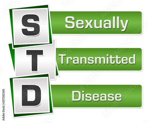 Green sexually transmitted disease