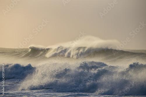 tempête sur la Bretagne - 207288954