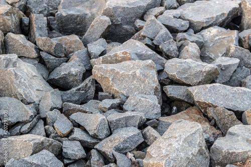 Stones, background, texture