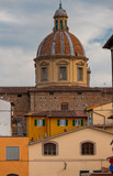 Florence. Church San Frediano in Cestello.