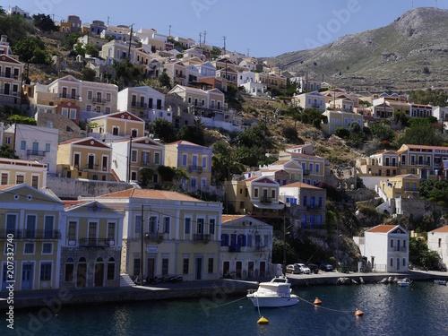 Grecja,wyspa Symi