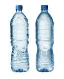 blue water bottles - 207378162