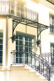 Eingang einer Villa - 207390775