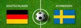 Fußball - Deutschland gegen Schweden - 207419702