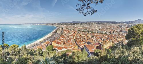 Nice City Panorama - 207427109