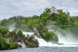 26.04.2018 / Schweiz / Rheinfall / Wasserfall Europa / Foto: Johannes Krey | thüringen112.de - Das Blaulichtportal