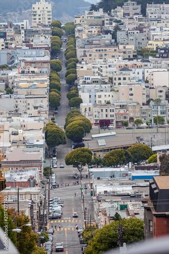 Fotobehang San Francisco San Francisco View