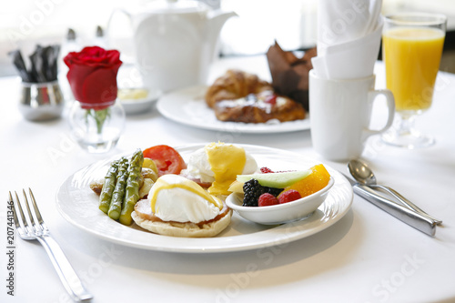 Luxurious Breakfast 02 - 207441346