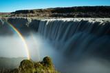Arco iris en cascada