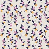 Tulip Flower Pattern Seamless - 207488506