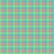 Beautiful pastel soft abstract seamless checker checkered tartan pattern