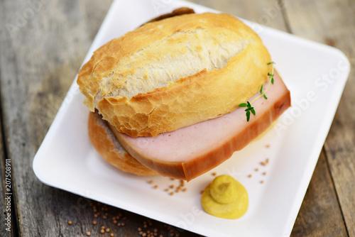 Mięso chleba