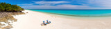 Idyllic beach in Africa - 207535101