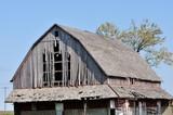 Broken Barn - 207545340