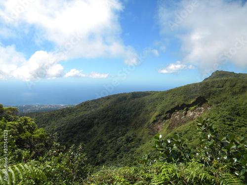 Fotobehang Pool Guadeloupe