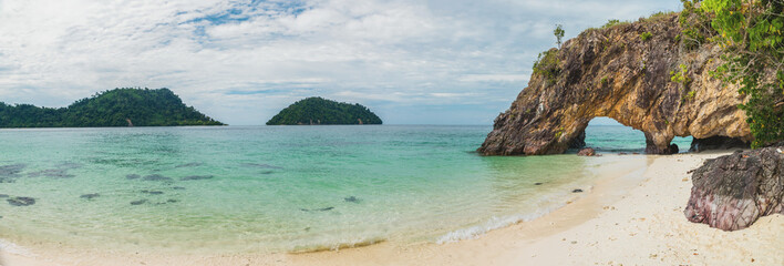 Koh Lipe is a beautiful island part of Tarurao Marine Park, in the south of Thailand, Satun Province