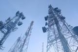 telecommunication mast TV antennas wireless technology  - 207635926