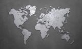World Map - 207636724