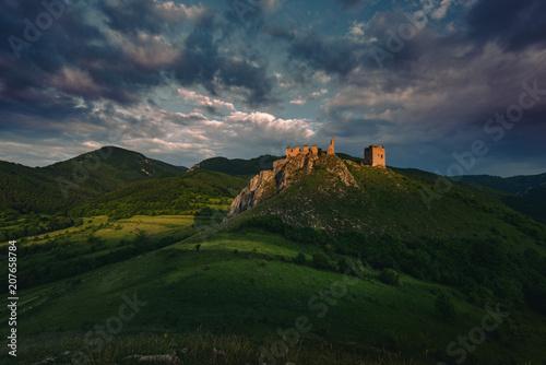 coltesti castle trascau mountains romania transilvania, Rimetea