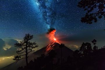 Fuego, Volcano, Guatemala, 21.04.2018 © Ingo Bartussek
