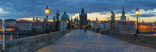 Charles Bridge, Prague, Czech Republic - 207720102