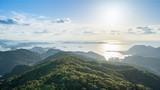 View from Inasa Mount in Nagasaki, Japan