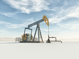 The petroleum pump. - 207768963