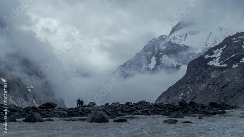 Aluminium Donkergrijs mountain