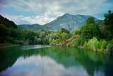 Lago di Villa Collemandina