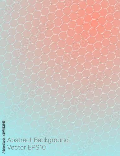 Fotobehang Abstractie Art Abstract background vector template