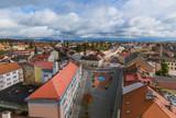 Old center in town Jicin - Czech Republic - 207836774