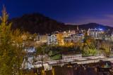 Karlovy Vary in Czech Republic - 207836782