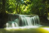 Huai Mae Khamin Waterfall.Thailand.