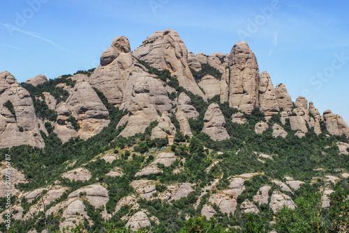 Canvas Khaki Montserrat 12