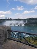 Niagara falls, Ontario - A scenic view