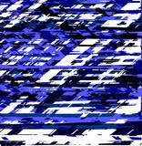 grunge abstract stripes background design - 207867305
