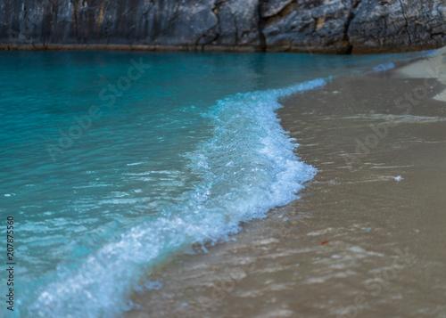 Calm Beach in Greece