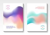 Flow design vector covers - 207880559