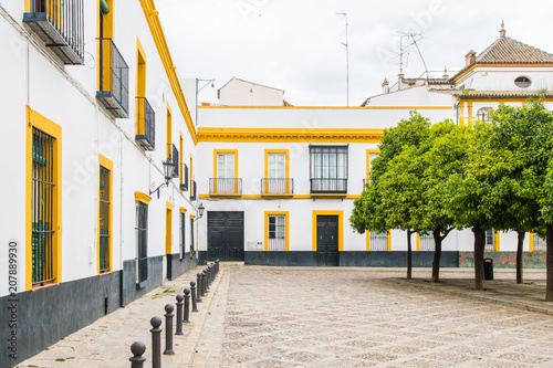 Seville old town views, Spain